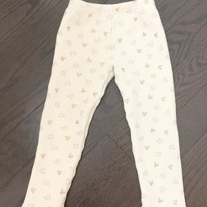 (5 for $30) Mickey Mouse Toddler Girl Sweatpants